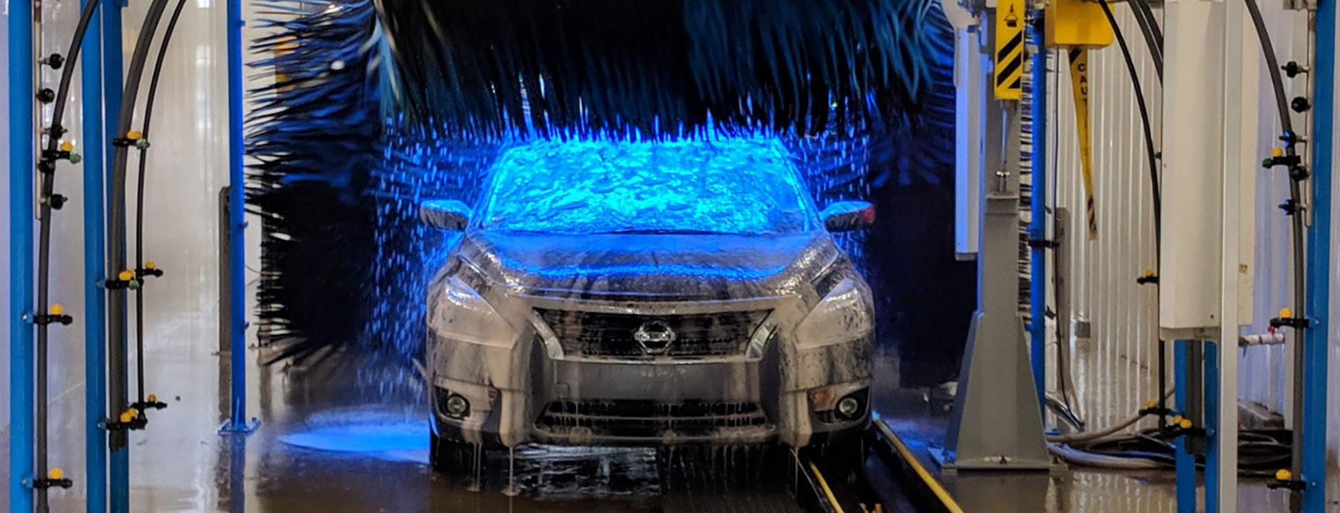 Noise control Solutions for carwash