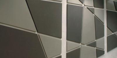 Architectural Panels by Acoustics Hellas