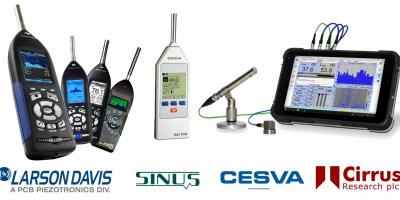 Noise Control Instruments by Acoustics Hellas